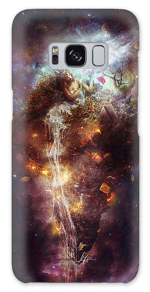 Nightmare Galaxy Case - Empathy by Mario Sanchez Nevado