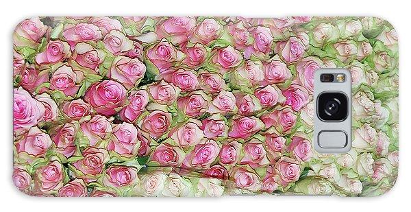 Empress Josephine's Roses Galaxy Case