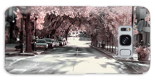 Empty Street Galaxy Case