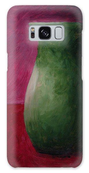 Empty Vases - Magenta Galaxy Case