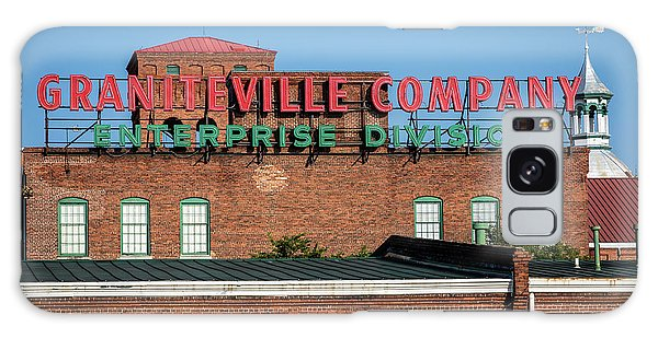 Enterprise Mill - Graniteville Company - Augusta Ga 1 Galaxy Case