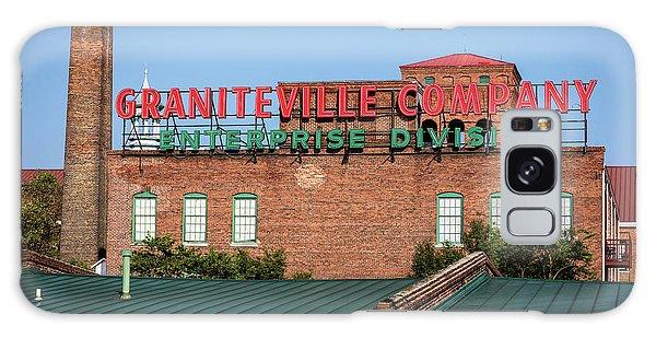 Enterprise Mill - Graniteville Company - Augusta Ga 2 Galaxy Case