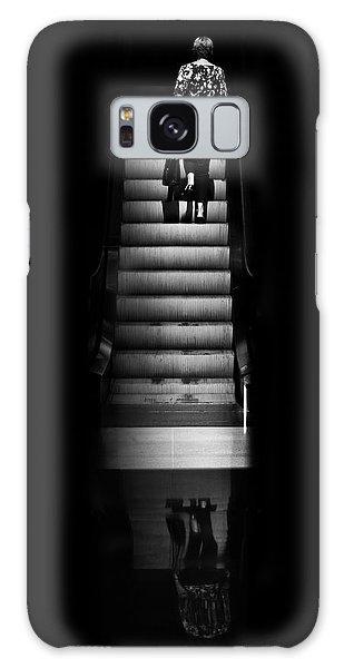 Escalator No 2 Galaxy Case