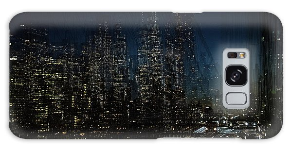Escape From New York Galaxy Case