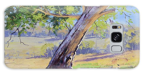 Realistic Galaxy Case - Eucalyptus Tree Australia by Graham Gercken