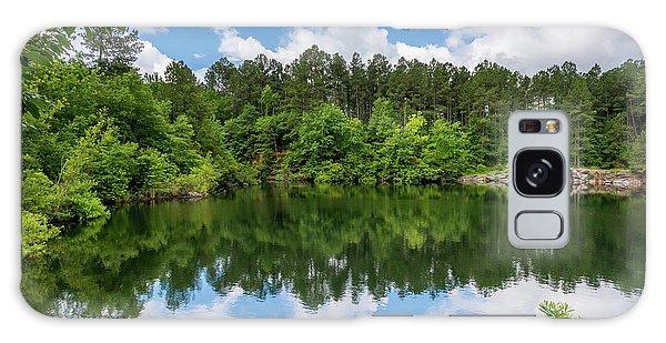 Euchee Creek Park - Grovetown Trails Near Augusta Ga 1 Galaxy Case
