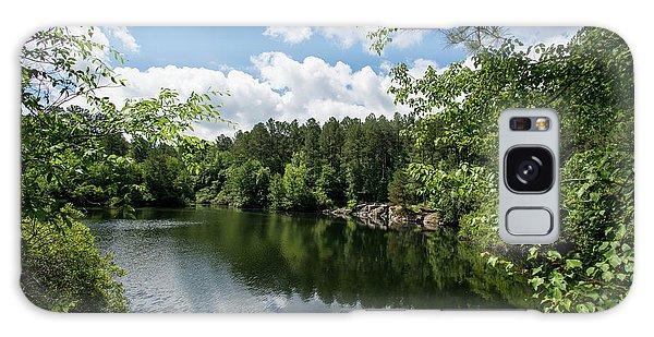Euchee Creek Park - Grovetown Trails Near Augusta Ga 2 Galaxy Case