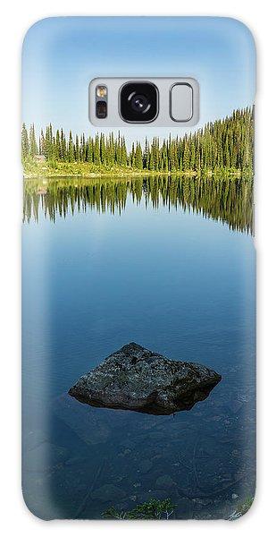 Eva Lake Mirror Galaxy Case