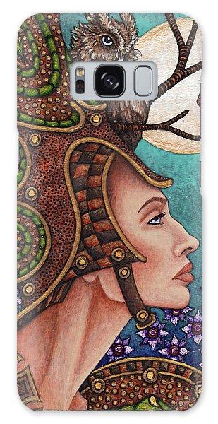 Exalted Beauty Athena Galaxy Case