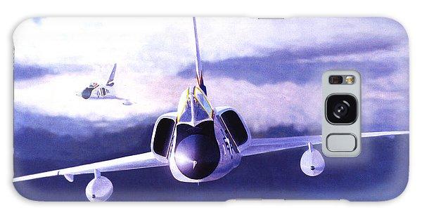 F-106a Head-on Galaxy Case