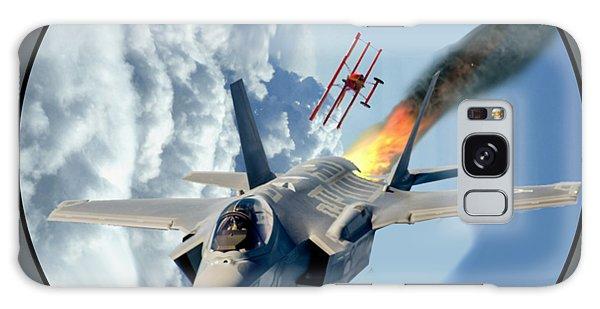 F-35 Vs The Red Baron Galaxy Case