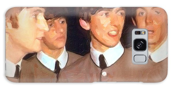Fab Beatles Galaxy Case