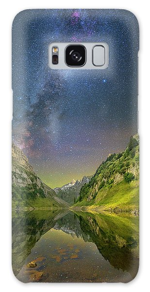 Faelensee Nights Galaxy Case