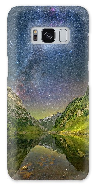 Faelensee Nights Galaxy Case
