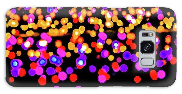Fairy Lights 2 Galaxy Case