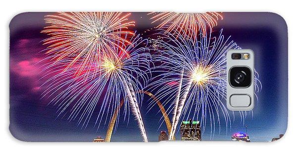 Fair St. Louis Fireworks 6 Galaxy Case