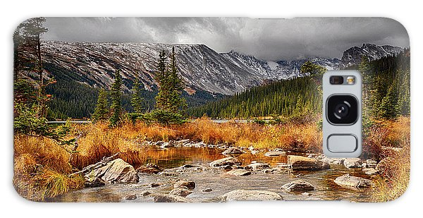 Indian Peaks Wilderness Galaxy Case - Fall Finale by Eric Glaser
