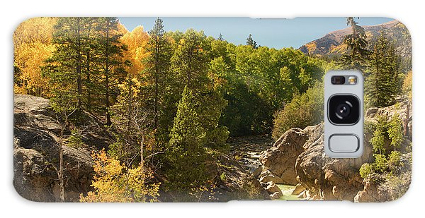 Fall On Independence Pass Galaxy Case