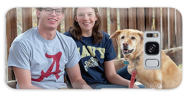 Family Dog Galaxy Case