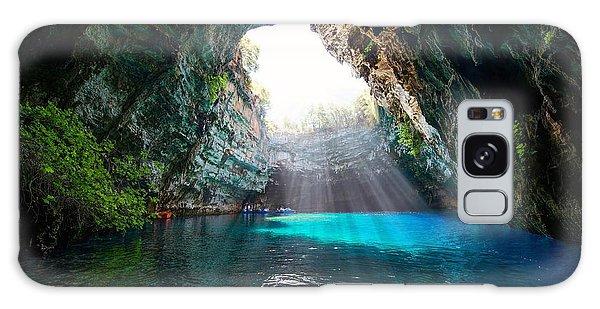 Geology Galaxy Case - Famous Melissani Lake On Kefalonia by Piotr Krzeslak