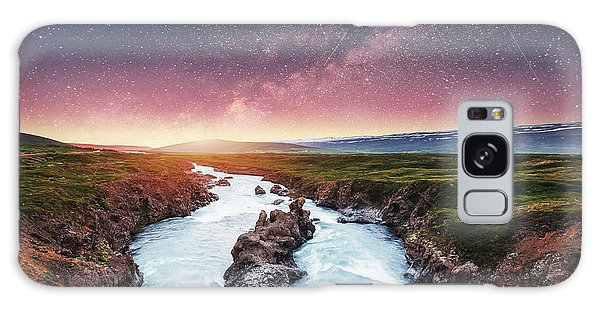 Scenery Galaxy Case - Fantastic Views Of The Landscape by Standret