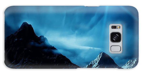 Outer Space Galaxy Case - Fantasy Landscape by Isoga