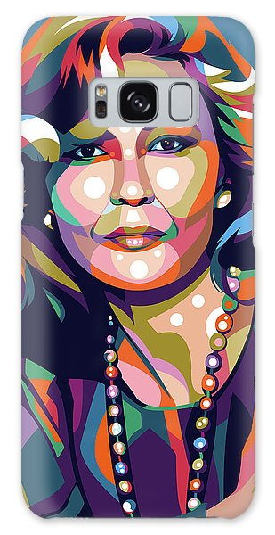Faye Dunaway Galaxy Case