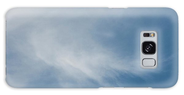 Feather Cloud Galaxy Case