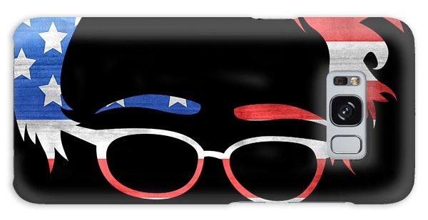 Feel The Bern Patriotic Galaxy Case