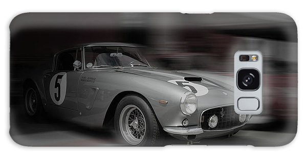 Monterey Galaxy Case - Ferrari 250 Gtb Before The Race by Naxart Studio