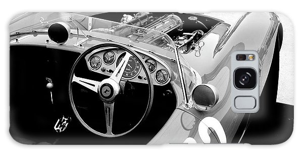Monterey Galaxy Case - Ferrari Cockpit by Naxart Studio