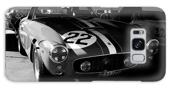 Monterey Galaxy Case - Ferrari In The Pit II by Naxart Studio