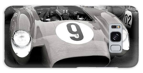 Monterey Galaxy Case - Ferrari Testa Rossa In The Pits by Naxart Studio