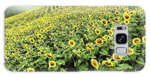 Fields Of Yellow Galaxy Case