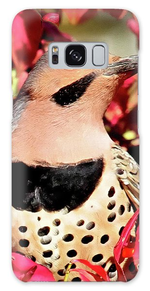 Yellow-shafted Flicker Galaxy Case