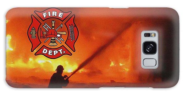 Fire Fighting 5 Galaxy Case