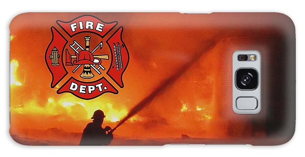 Fire Fighting 5 Galaxy Case