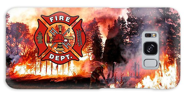 Firefighting 2 Galaxy Case