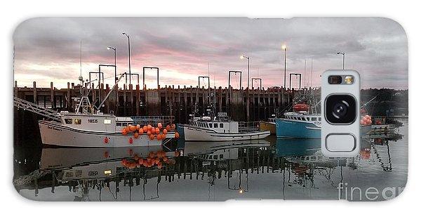 Fishing Boats  Galaxy Case