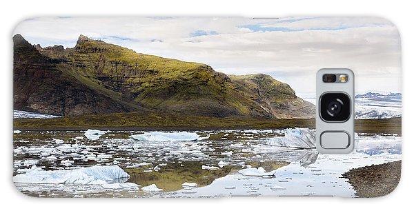 Powerboat Galaxy Case - Fjallsarlon Glacier Lagoon #2 by RicardMN Photography