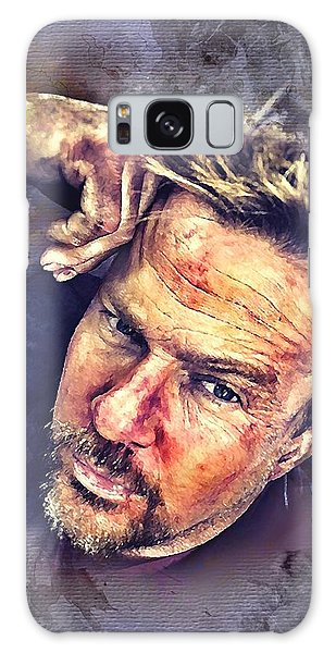 Flanery Watercolor Galaxy Case