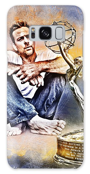 Flanery Won Emmy Galaxy Case