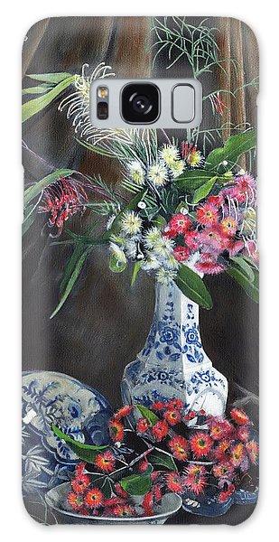 Floral Arrangement Galaxy Case