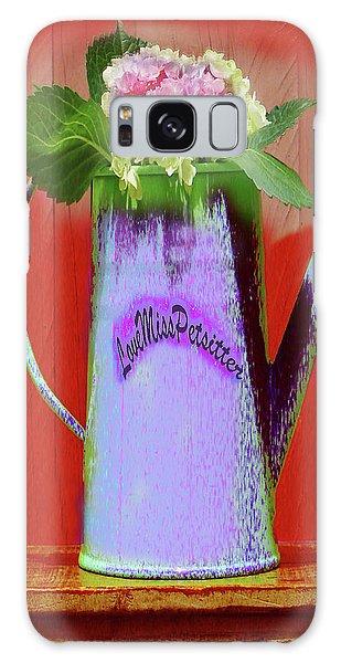 Floral  Art 375 Galaxy Case