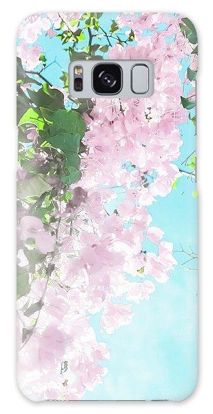 Floral Dreams IIi Galaxy Case