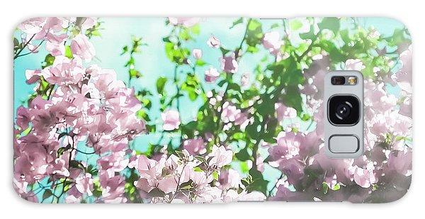 Floral Dreams V Galaxy Case