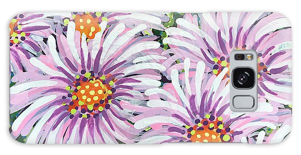 Floral Whimsy 1 Galaxy Case