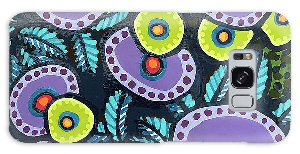 Floral Whimsy 12 Galaxy Case