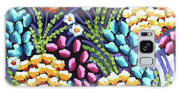 Floral Whimsy 2 Galaxy Case