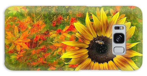 Flower Explosion Galaxy Case